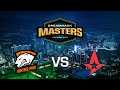 Virtus.pro Vs. Astralis - Train - Semi-final - Dreamhack Masters Las Vegas 2017 video