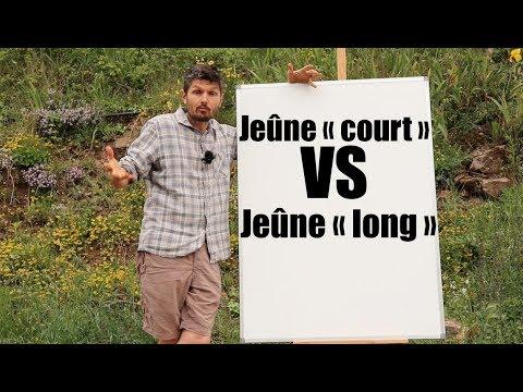 Combien de temps jeûner ? jeûne court vs jeûne long - semaine spécial jeûne n°3- regenere.org
