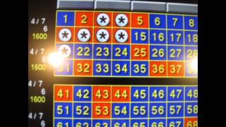 my Keno wins, Oct.,Dec.'14 ,Mar., Apr. '15.