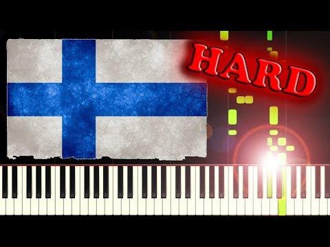 SÄKKIJÄRVEN POLKKA - Piano Tutorial