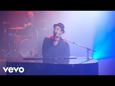 Gavin DeGraw - I Don't Wanna Be (AOL Music Sessions)