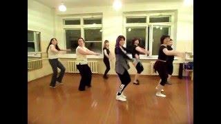 Zumba fitnes Сати Казанова - Счастье есть
