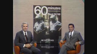 September 24, 1968: The first 60 Minutes
