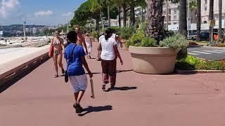 Pranavraja at Cannes in France