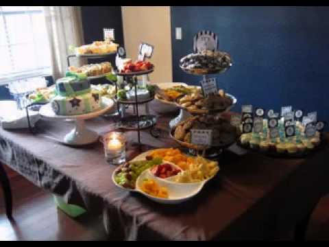 Simple Baby Shower Food Ideas On A Budget Youtube