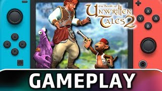 The Book Of Unwritten Tales 2 | First 20 Minutes on Switch