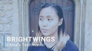 Chloe's Testimonial | MSt Literature in English (Oxford University)