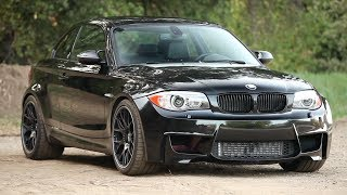dinan s 450 hp bmw s3r 1m coupe too fast for public consumption