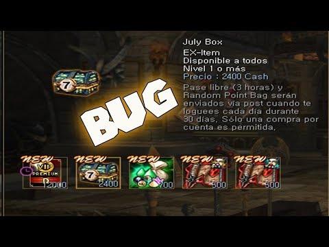 Rakion - Bug