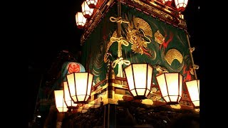 埼玉県熊谷市、愛宕八坂神社例大祭。 7:28 第弐本町區の巡行開始 13:26 ...