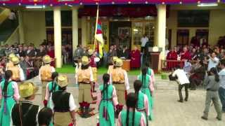 53rd Anniversary of Tibetan Democracy Day, Tsuklagkhang