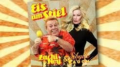 Dschungelcamp 2019 / Sibylle Rauch & Zachi Noy  Eis am Stiel / Offizielles Musikvideo /-Nicole Mieth