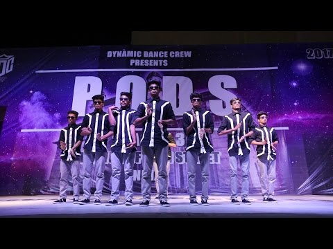 Tuttix - PODS Season 3 - 2017 ( India )
