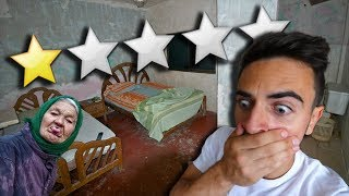 Staying at The Worst Reviewed Hotel in Eastern Europe