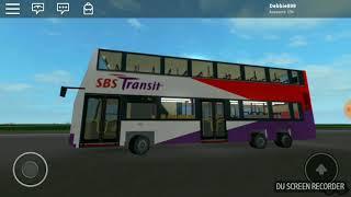 Roblox Bus Spiel tuas Bus Austausch und Joyride auf Service 247