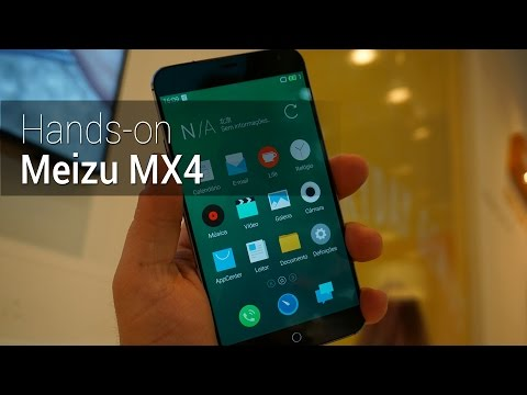 Hands-on: Meizu MX4 | Tudocelular.com