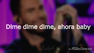 Maroon 5 ft SZA |What lovers do| Español