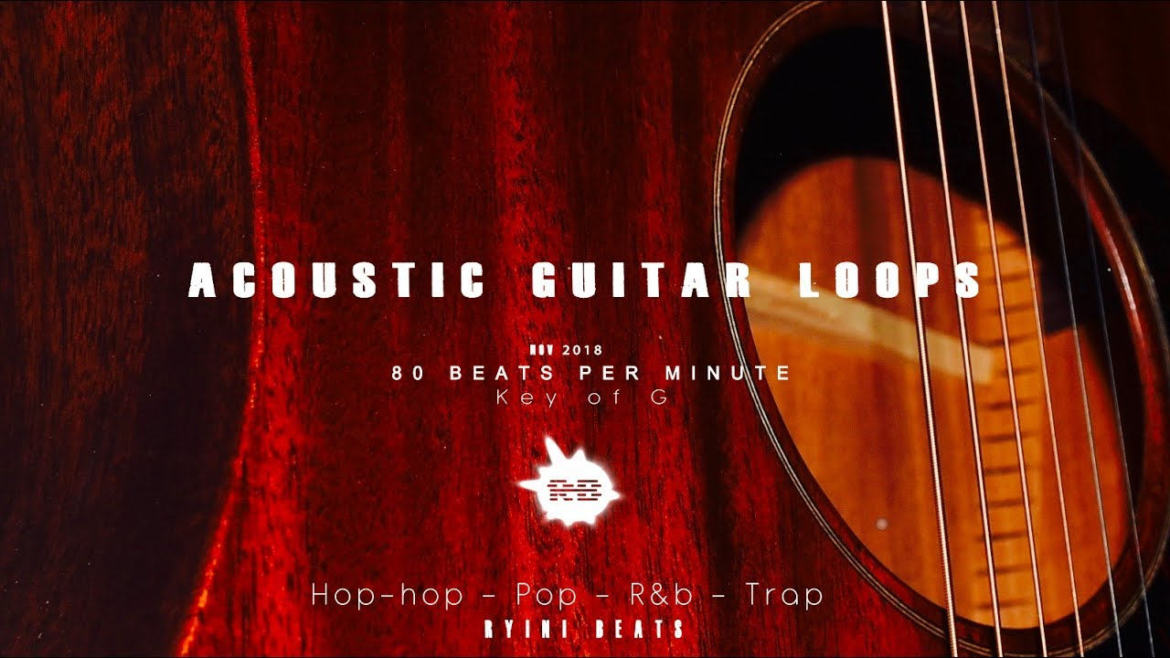 (FREE) Acoustic Guitar Samples in G [Loops for Hip Hop Pop R&b and Trap Music]