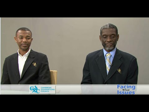Facing The Issues - Caribbean Examinations Council (CXC)