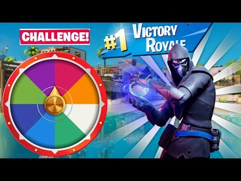 Using A *WHEEL LOCATION* To WIN Fortnite Chapter 2!!