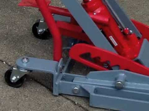 Fischer Pro Series Mower Atv Lift Part 2 Harbor