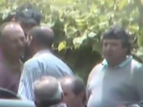 Italian Mobsters Take Secret Oath in Video