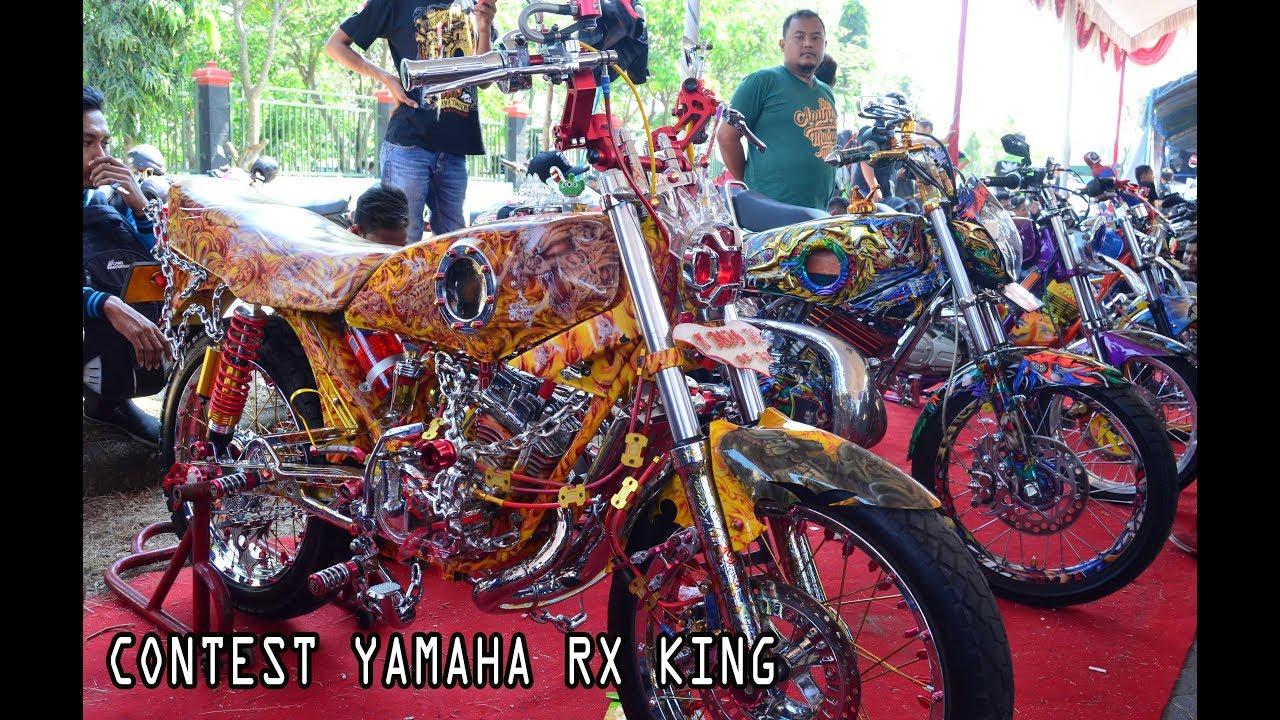 78 Modifikasi Motor Rx King Kontes Terkeren Kuroko Motor