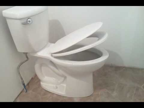 self closing toilet seat lid. SELF CLOSING TOILET SEAT BY ELJER MUST HAVE  YouTube