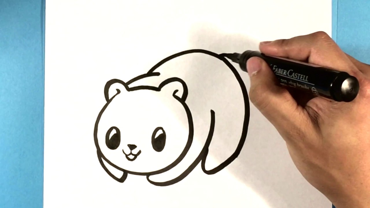 Image of: Cute Kawaii How To Draw Cute Polar Bear How To Draw Easy Things Youtube How To Draw Cute Polar Bear How To Draw Easy Things Youtube