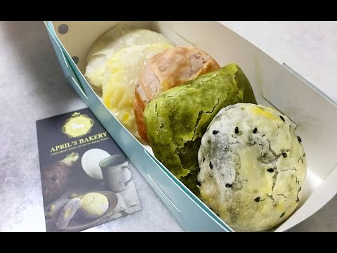 April's Bakery Singapore - GrateNews