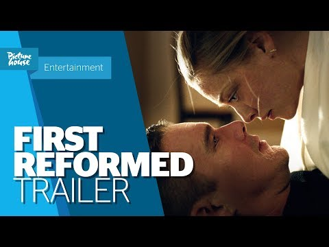 First Reformed Review Ethan Hawke Faces Paul Schraders