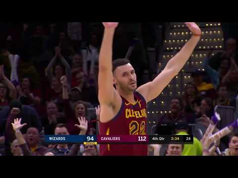 Larry Nance Jr. Throws Down Ridiculous Alley-Oop Dunk That Even Impressed Himself