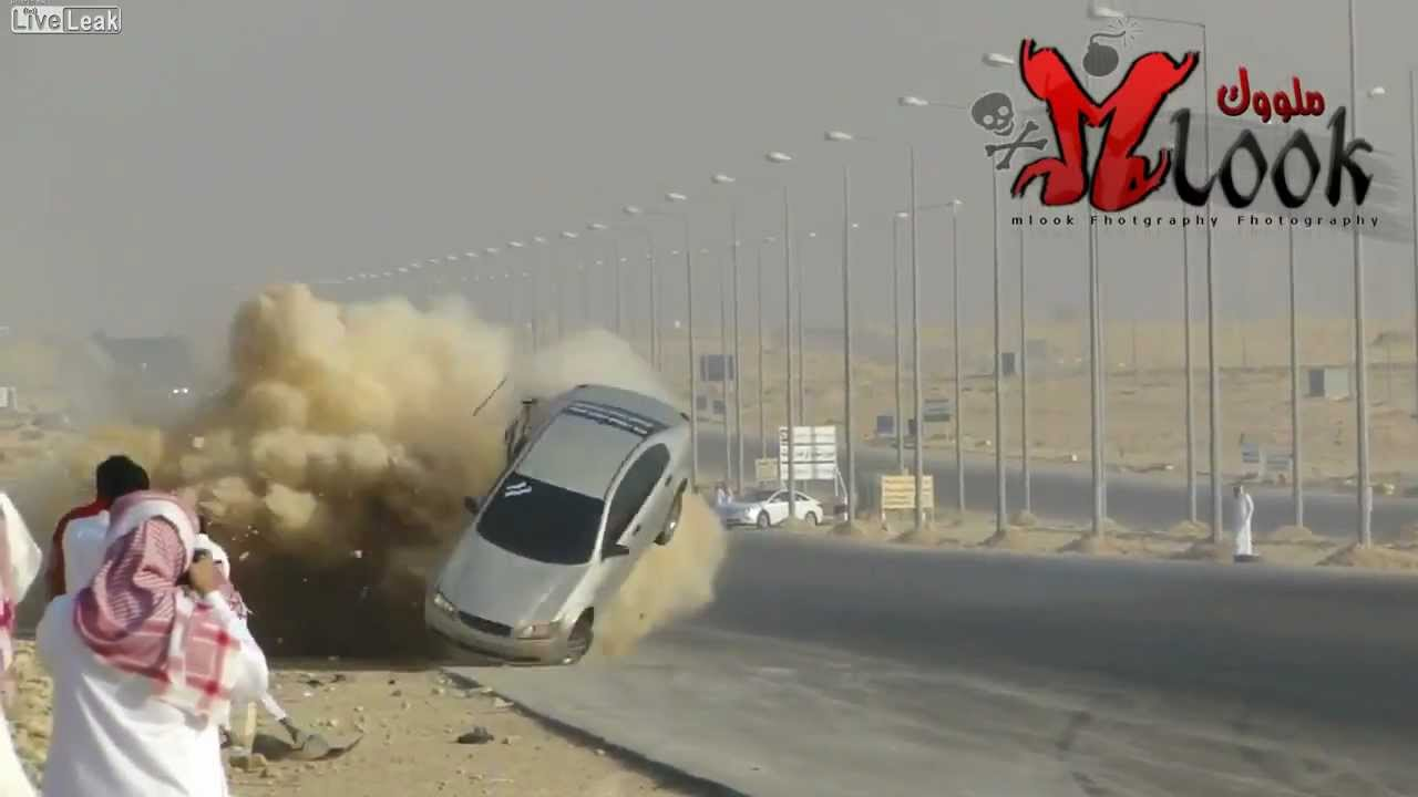 Saudi Car Accident Youtube