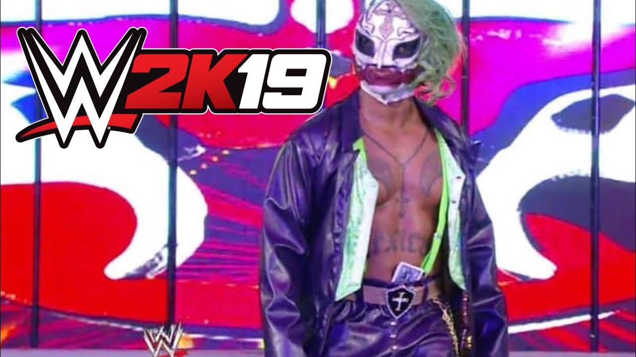 Rey Mysterio Joker