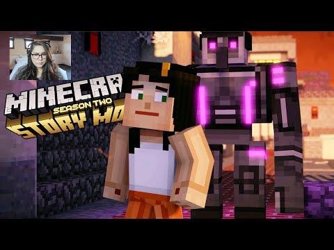 Jailhouse Block! - Minecraft Story Mode (Ep.9)
