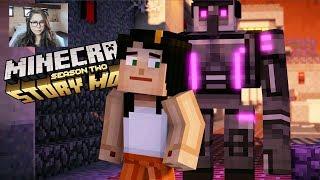 Jailhouse Block Minecraft Story Mode Season 2 Ep 9