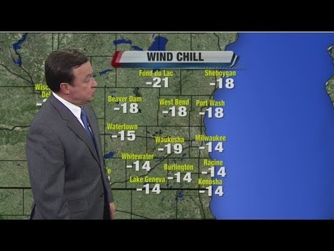 Wind chill advisory issued