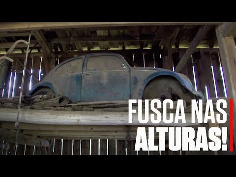 UM FUSCA NO TELHADO   CA�ADORES DE REL�QUIAS   HISTORY