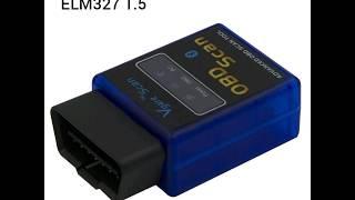 Смотри!!! OBD 2 ЕLM 327 v1.5. Диагностика автомобиля/Диагностика Ford Focus 3