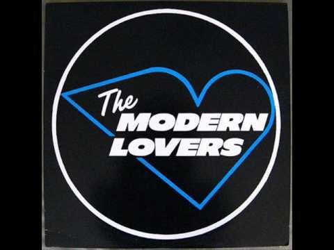 The Modern Lovers - The Modern Lovers 1976 (full album)