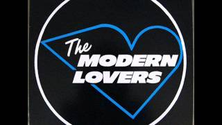 The Modern Lovers - The Modern Lovers 1976 (full album)