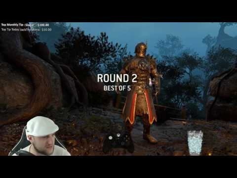 For Honor - Raider vs Warden - BEST WARDEN I HAVE FOUGHT!