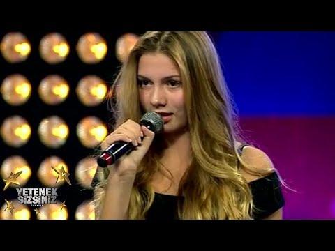 Aleyna Tilki | Yetenek Sizsiniz Türkiye