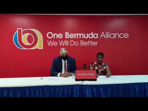 OBA Press Conference, September 23 2020