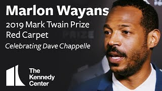 Marlon Wayans | 2019 Mark Twain Prize Red Carpet