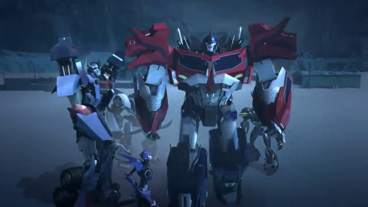 Transformers Prime: Beast Hunters Episode 10 in Hindi || To the End || TFP S3E10 Part 3/3 ||