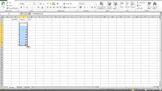 how to calculate root and square using power and sqrt in excel 2010