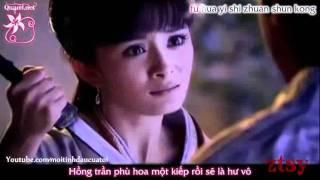 Repeat youtube video [Vietsub+kara] Điêu Hoa Lung - Dương Mịch