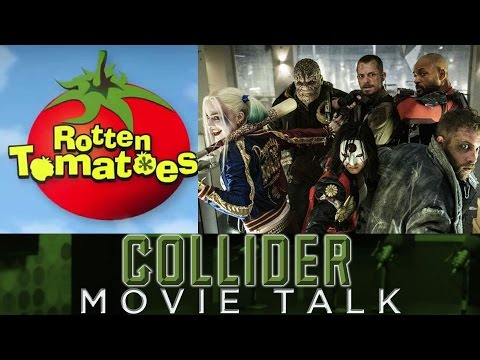 Fan Petition To Shut Down Rotten Tomatoes Because of Negative DC Reviews - Collider Movie Talk