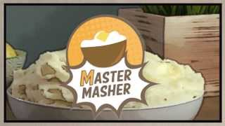 Thanksgiving Recipes - How To Fix Lumpy Mashed Potatoes